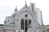 The HK Catholic Cathedral of Immaculate Conception